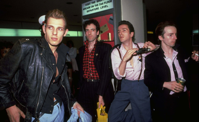 The Clash JFK May 26 1981